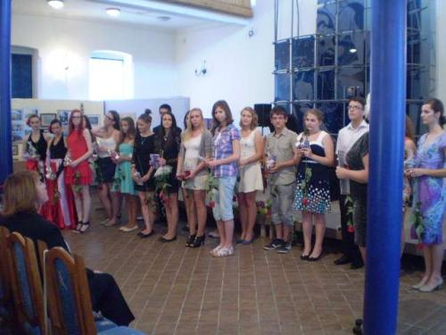 Absolventský koncert 2014