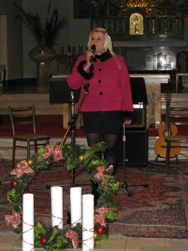Adventný koncert 2014