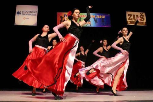 Festival moderného tanca Bojnice 2014
