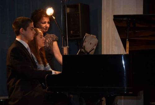 Koncert Požitavia Zlaté Moravce 2015