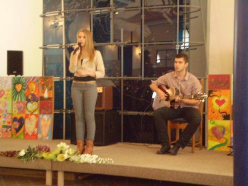 Koncert ku Dňu matiek 2014