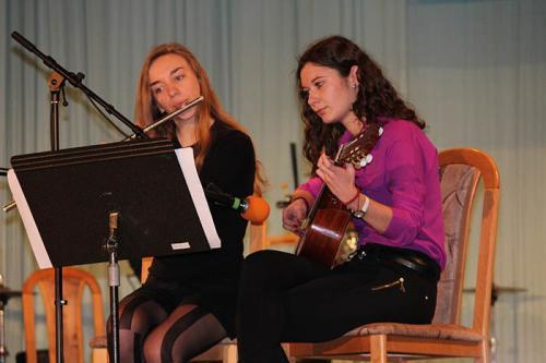Výstava a koncert ZUŠ Požitavia