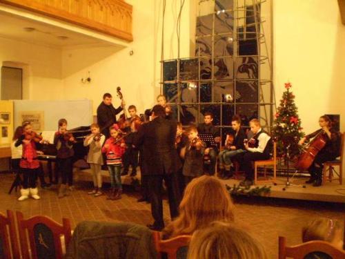 Vianočný koncert 2013